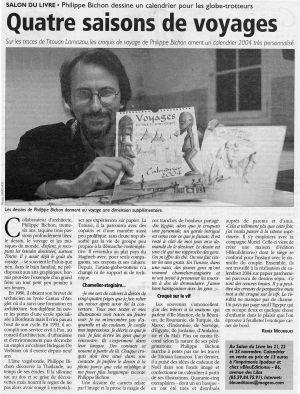 Sud-Ouest Pau (64) Novembre 2003