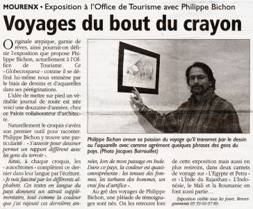 La République des Pyrénées Mourenx (64) Février 2006