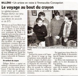 La République des Pyrénées Billère (64) Décembre 2008