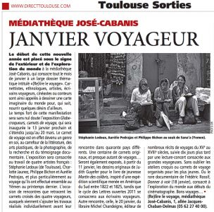 Direct Matin Toulouse (31) Janvier 2011