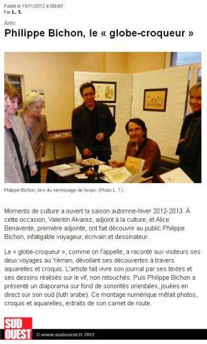 Sud Ouest Artix (64) Novembre 2012