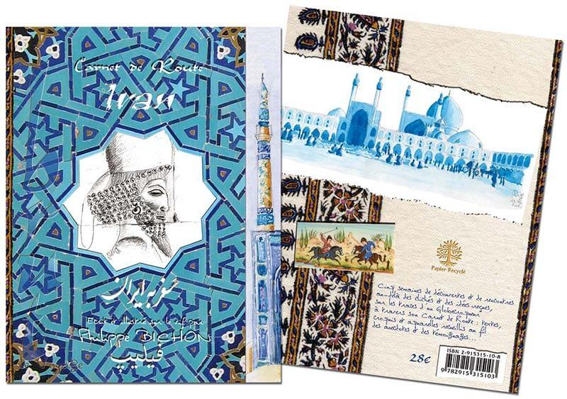 Carnet de route Iran Philippe Bichon