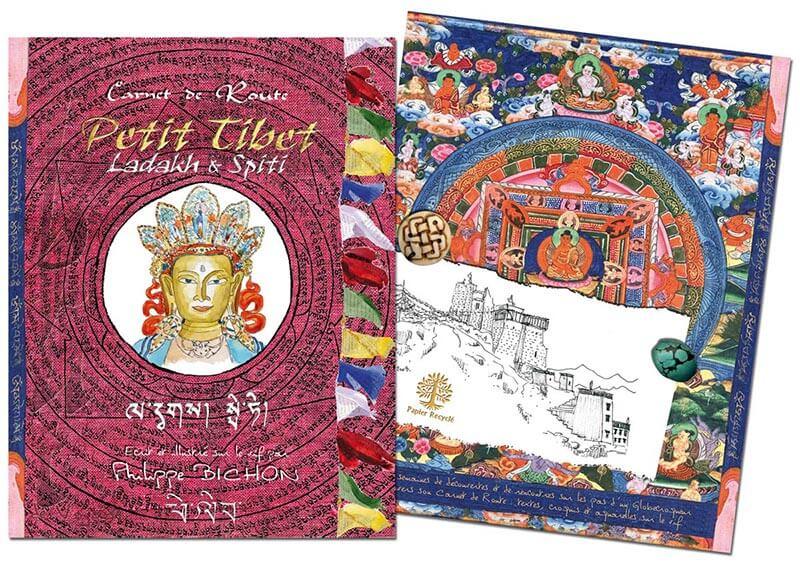 Carnet de route Inde Petit Tibet Ladakh Philippe Bichon