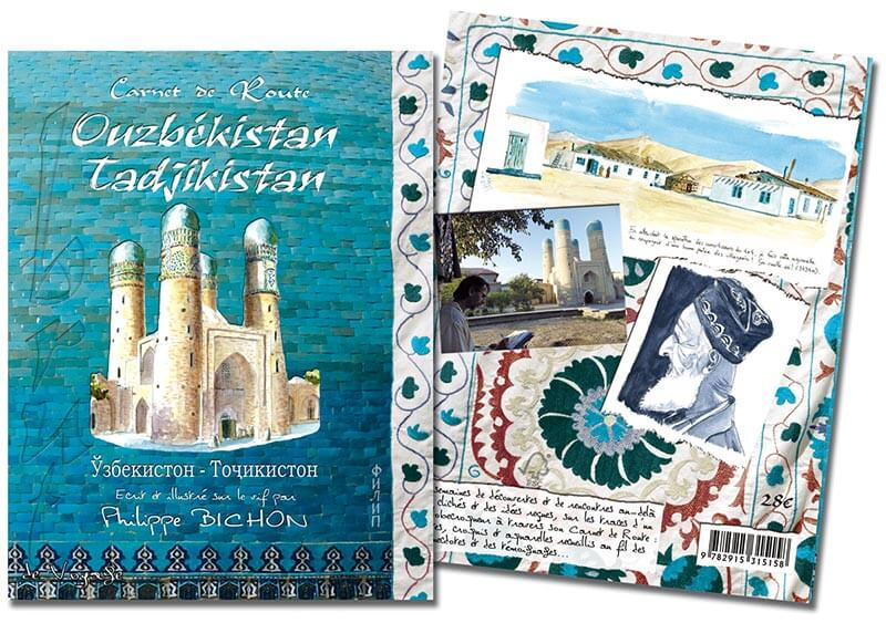 Carnet de route Ouzbékistan & Tadjikistan Philippe Bichon