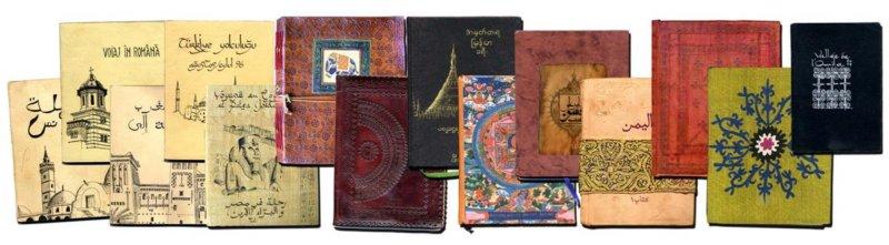 Carnets originaux Philippe Bichon
