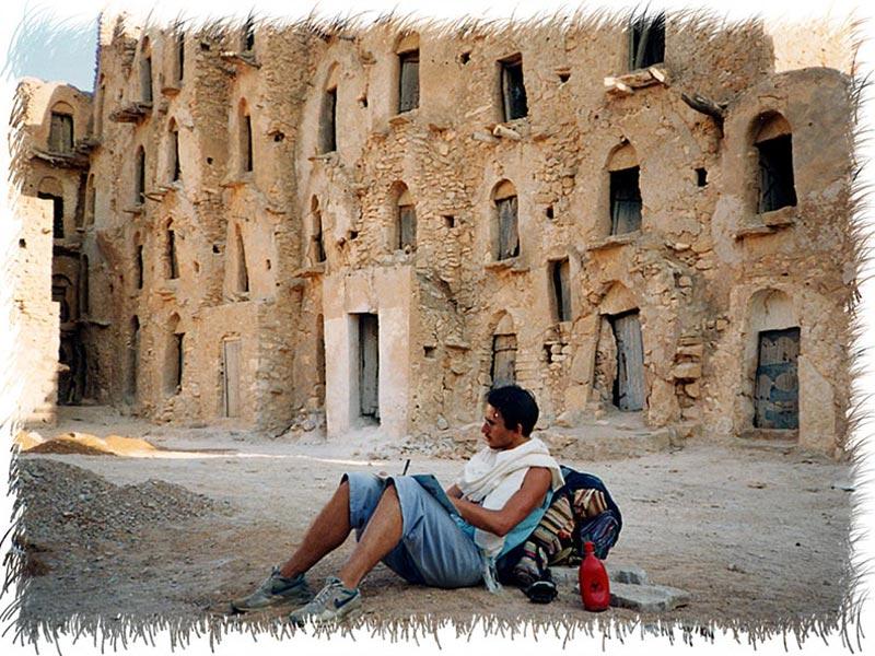 Ksar Ouled Soltane Tunisie 1993